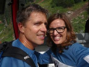 Angelika und Clemens Schobesberger